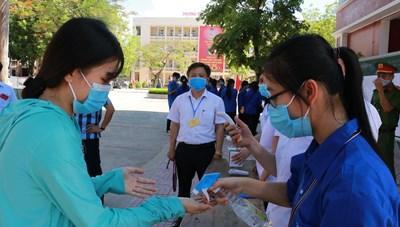 Nghệ An: Hơn 31.000 thi sinh dự thi tốt nghiệp môn Ngữ văn