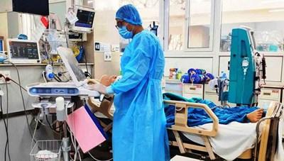 Bệnh nhân 456 tử vong do viêm phổi do Covid-19 biến chứng