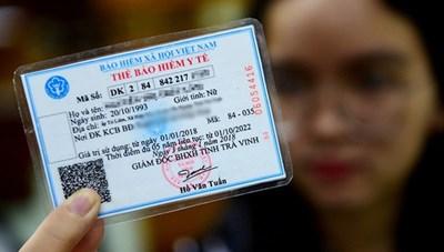 Tạm dừng in thẻ bảo hiểm y tế giấy đối với một số trường hợp