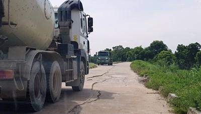 Đê tả sông Chu kêu cứu: Nhà thầu chịu trách nhiệm sửa chữa, hoàn trả
