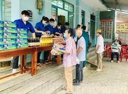 TP Hồ Chí Minh: Thăm, tặng quà người dân gặp khó khăn
