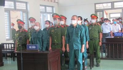 Nguyên Chủ tịch, Phó chủ tịch UBND TP Phan Thiết đối diện án tù