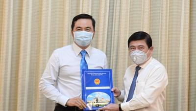 TP Hồ Chí Minh điều động, bổ nhiệm nhiều cán bộ chủ chốt