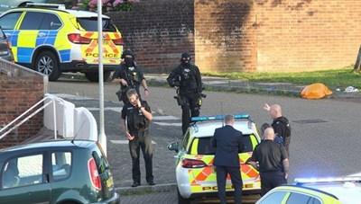 Xả súng tại Anh, ít nhất 6 người thiệt mạng