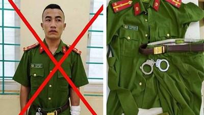 Điện Biên: Bắt giữ một đối tượng giả danh công an