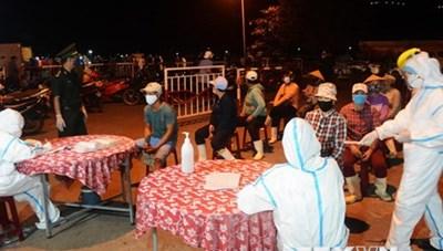 Đà Nẵng: Cách ly y tế một số 'điểm nóng' để phòng, chống dịch