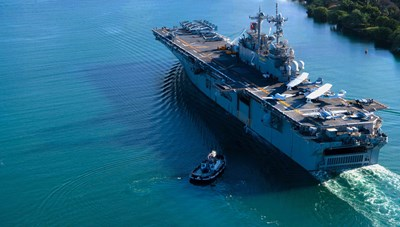 10 quốc gia tham gia tập trận hải quân RIMPAC