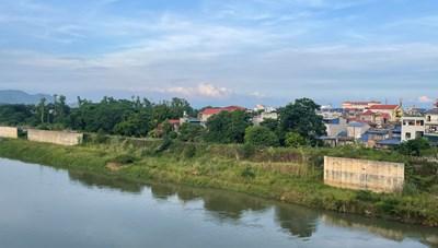Sở Xây dựng Thái Nguyên 'phản bác' nhiều nội dung thanh tra tại dự án sông Cầu?