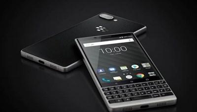 BlackBerry tái xuất thị trường với sản phẩm smartphone kết nối 5G