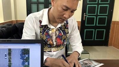 Xử phạt Huấn 'hoa hồng' vì bôi nhọ thanh niên, công chức TP HCM