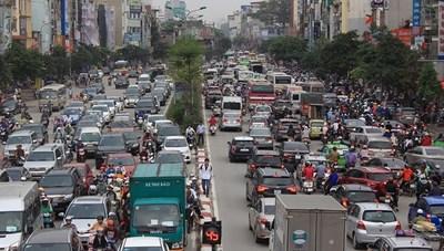 Hà Nội: Tăng cường an toàn giao thông đối với phương tiện vận tải