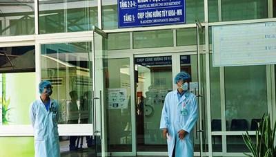 Nhiều ca mắc Covid-19 ở BV Đà Nẵng có 2-3 lần âm tính