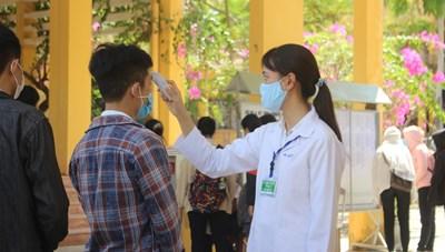 Quảng Nam: Hơn 9.200 thí sinh thi tốt nghiệp THPT đợt 2