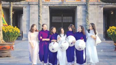 Xây dựng hồ sơ di sản văn hóa phi vật thể quốc gia cho áo dài
