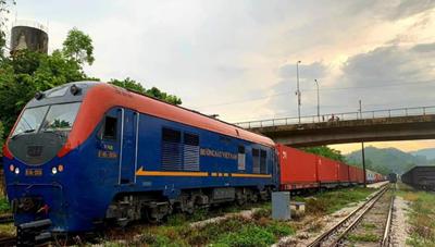 Gỡ rào cản đường sắt liên vận quốc tế