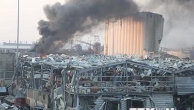 Vụ nổ kinh hoàng ở Beirut: Bắt giữ thêm 2 người để điều tra