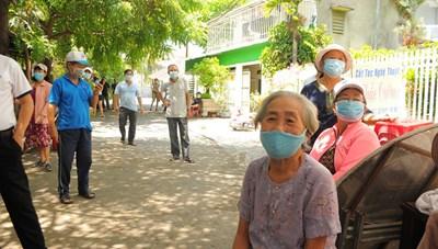 Dỡ bỏ lệnh phong tỏa nơi bệnh nhân 419 mắc Covid-19 sinh sống