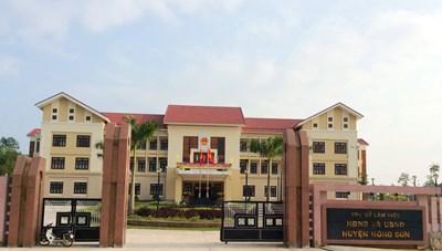 Quảng Nam: Tạm đình chỉ công tác 2 cán bộ huyện Nông Sơn