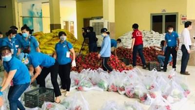 Lương thực, thực phẩm cho TP Hồ Chí Minh và Bình Dương: Đảm bảo nguồn cung