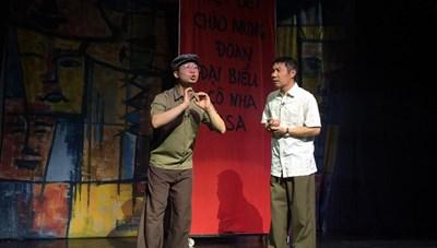 Ra mắt sân khấu kịch Quảng Lạc