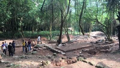 Phát hiện nhiều di vật khảo cổ tại chùa Bình Long (Bát Nhã)