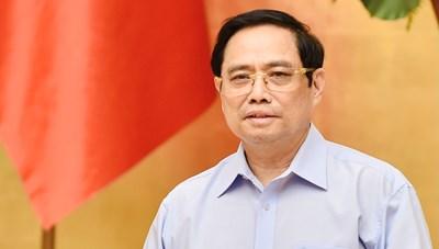 Thủ tướng Phạm Minh Chính làm Trưởng Ban Chỉ đạo quốc gia phòng, chống dịch Covid-19