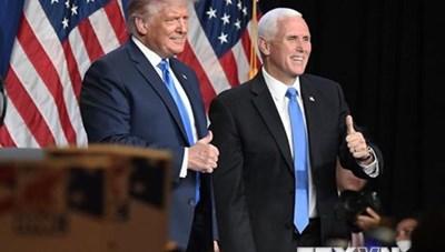 Ông Donald Trump bất ngờ xuất hiện tại Đại hội Toàn quốc đảng Cộng hòa