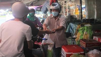 Dỡ bỏ lệnh phong tỏa chợ Vườn Lài và tổ dân phố sau 14 ngày