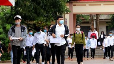 Hoàn tất công tác chuẩn bị cho kỳ thi THPT đợt 2 tại Đắk Lắk