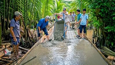 Xuân Định (Đồng Nai): Phấn đấu về đích xã nông thôn mới kiểu mẫu
