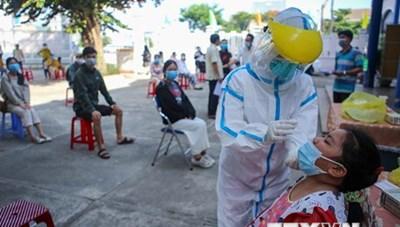 Đà Nẵng xét nghiệm cho 163 người dân Phú Yên trước khi trở về nhà