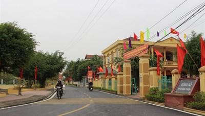 Ninh Bình đồng thuận xây dựng nông thôn mới