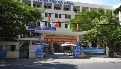 Đà Nẵng: 100% thí sinh và giám sát kỳ thi tốt nghiệp THPT đợt 2, âm tính với SARS-CoV-2