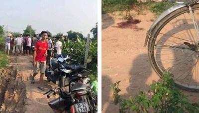 Nghi án chồng sát hại vợ ở Hà Nội