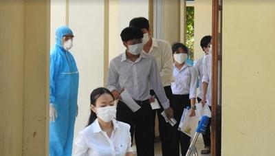 Điểm thi tốt nghiệp THPT đặc biệt đợt 2 tại tâm dịch Đà Nẵng