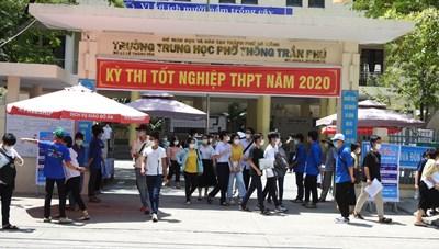 Đà Nẵng: 234 thí sinh bỏ các môn thi tốt nghiệp THPT ở ngày thi thứ 2