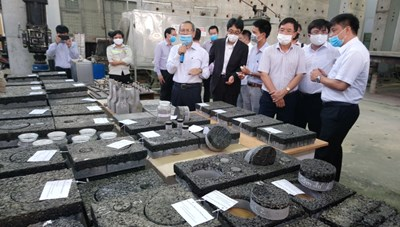 Nghi vấn sửa chữa mặt cầu Thăng Long theo công nghệ Trung Quốc: Chuyên gia nói gì?