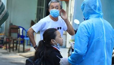 Nam Định: Hỏa tốc điều tra dịch tễ ổ dịch Covid-19 ở Hải Hậu
