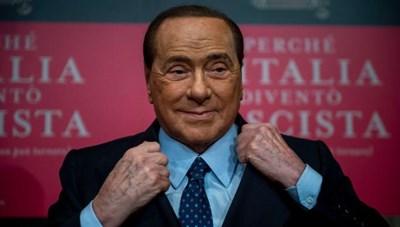 Cựu Thủ tướng Ý Berlusconi mắc Covid-19