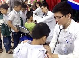 Phát triển BHYT học sinh, sinh viên: Chăm sóc sức khỏe cho thế hệ tương lai
