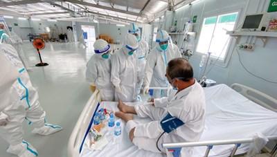 Điều trị bệnh nhân Covid-19: Tư vấn của chuyên gia kiều bào