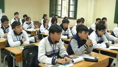 Bộ Giáo dục: Thay đổi quy định về khen thưởng học sinh sau 32 năm