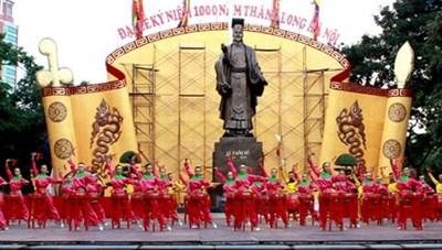 Tuyên truyền về 1010 năm Thăng Long – Hà Nội