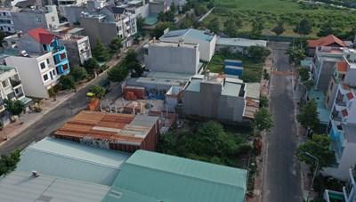 Những khu 'đất vàng' lãng phí ở Bà Rịa - Vũng Tàu - Kỳ 2: Ngang nhiên bán nền dự án khu liên hiệp