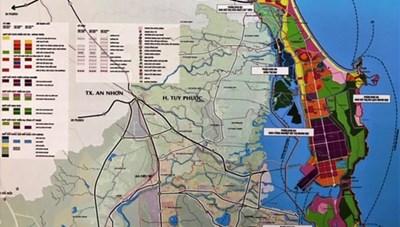 Bình Định: Phê duyệt Quy hoạch Khu đô thị du lịch Nhơn Hội