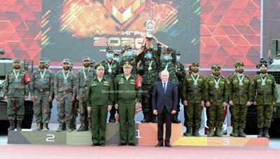 Cách ly 14 trường hợp trong đoàn dự Army Games nghi nhiễm Covid-19