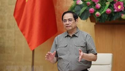 Thủ tướng Phạm Minh Chính: Đảm bảo an dân, an ninh, an toàn xã hội