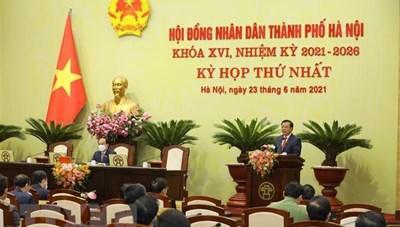 HĐND TP Hà Nội lùi thời gian tổ chức Kỳ họp thứ 2 đến ngày 22-23/9
