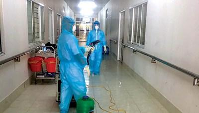Cần Thơ: Tiềm ẩn nguy cơ lây nhiễm ở các bệnh viện