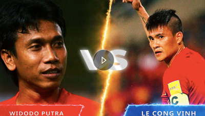Công Vinh tiến gần đến chung kết giải thưởng bàn thắng đẹp nhất Asian Cup